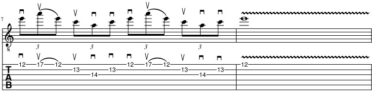 Sweep Picking - Easy Variations | Delco Guitar Academy